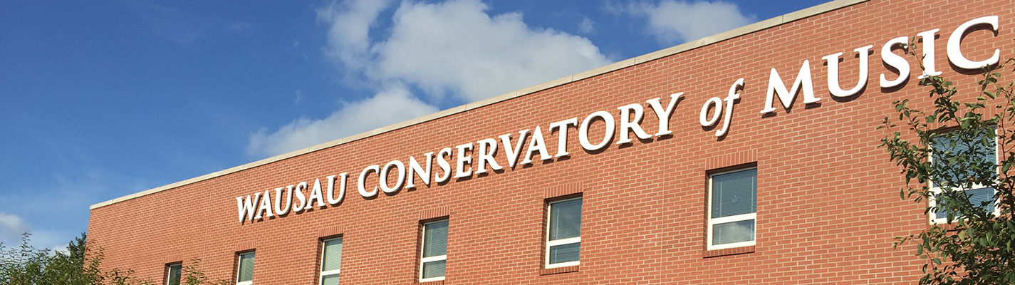 Career Opportunities - Wausau Conservatory of Music